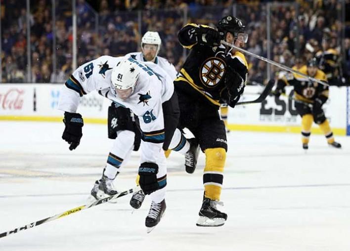 Bruins Beat Sharks 2-1 In OT, Win Four Straight Under Interim Coach Bruce Cassidy
