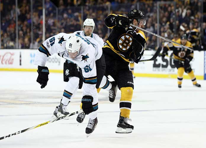 Bruins Beat Sharks 2-1 In OT, Win Four Straight Under Interim Coach Bruce Cassidy