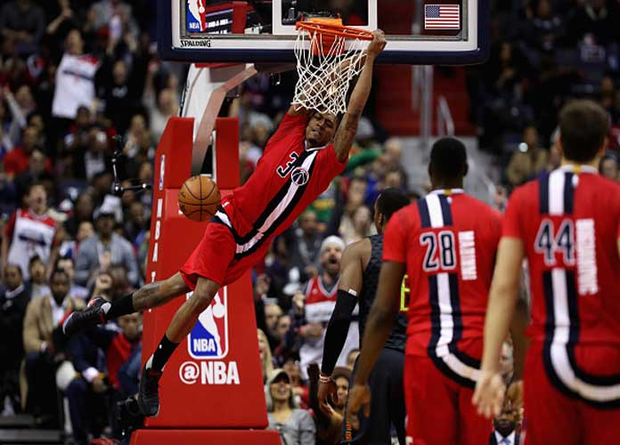 NBA Playoffs, Wizards Vs. Raptors Game 1 (April 14, 2018) Preview: Time Start, TV Channel Info