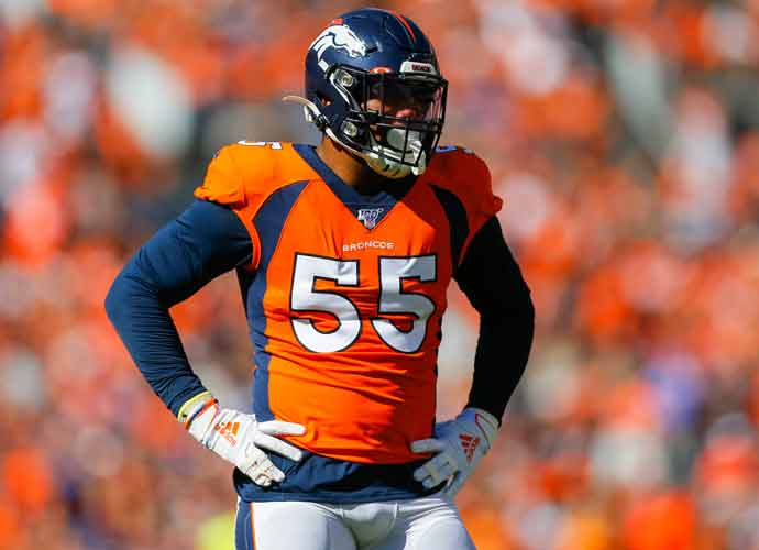 Broncos' Bradley Chubb Arrested Prior To Giants' Opener