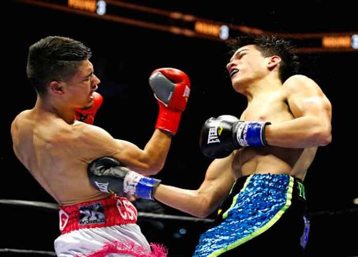Boxer Brandon Figueroa On His Training Diet [VIDEO EXCLUSIVE]