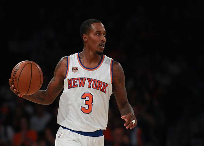 Knicks Waive Brandon Jennings To Sign Chasson Randle, Per Report