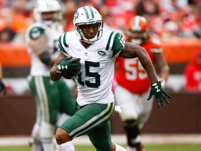 "Saints Sign Brandon Marshall To New Deal, WR ""Healthy As A Trout"" & Ready For Comeback"