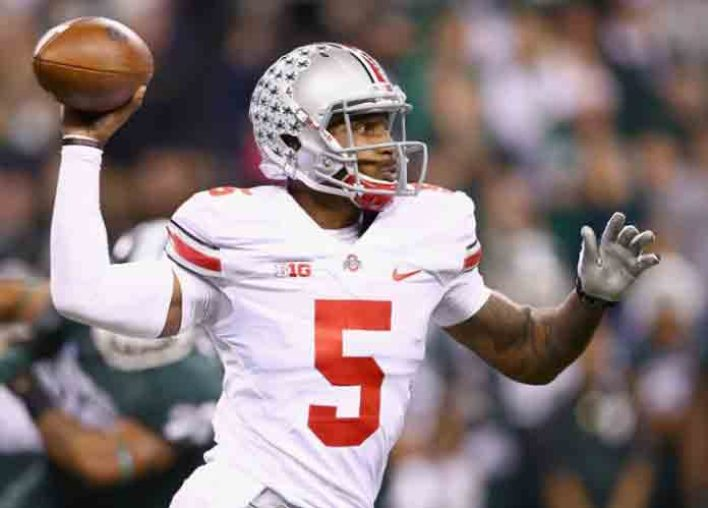 Ex-Ohio State Quarterback Braxton Miller Signs With Browns As Wide Receiver