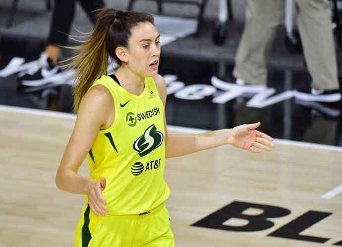 WNBA Star Breanna Stewart Proposes To Girlfriend Marta Xargay