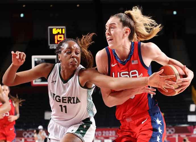 USA Women's Basketball Tops Nigeria, Wins 50th Straight Game