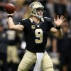 Drew Brees Expected To Miss Six Weeks With Thumb Surgery After Injury In Saints' 27-9 Loss To Rams [VIDEO]