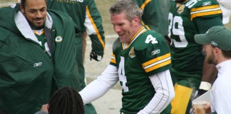 Brett Favre's Jersey To Be Retired At Thanksgiving Game Against Chicago Bears – Report