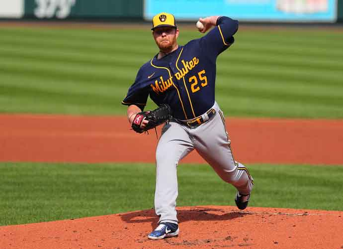 Brewers Ink Brett Anderson To One-Year Deal