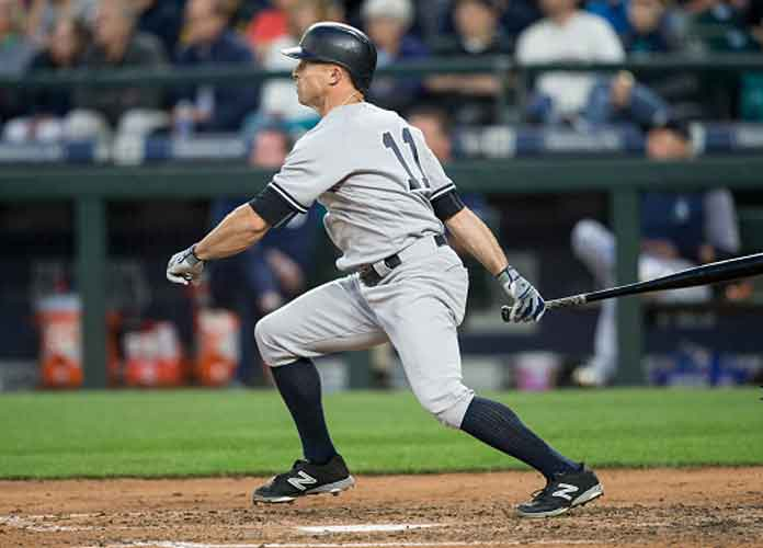 Watch: Brett Gardner Homers In Yankees' 4-1 Win Vs. Mariners