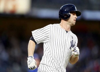 Watch: Brett Gardner Smacks Two-Run Homer In Yankees' 10-4 Rout Of Reds, Sixth Straight Win