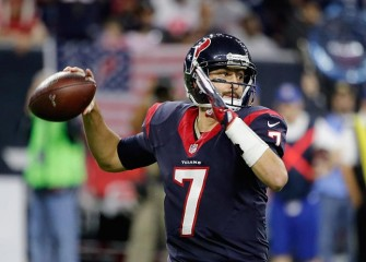 Free-Agent QB Brian Hoyer Signs One-Year Deal With Bears