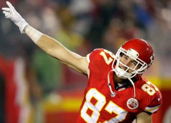Chiefs' Travis Kelce Rips Refs For Holding Call In 18-16 Loss To Steelers