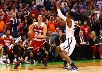 Wisconsin Defeats Xavier With Late Three-Point Shot At Buzzer