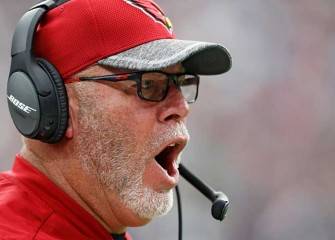 Buccaneers Hire Ex-Cardinals Coach Bruce Arians On Four-Year Deal