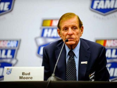 NASCAR Hall Of Fame Car Owner, Crew Chief Bud Moore Dies At 92