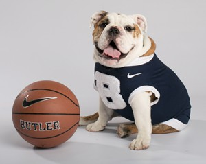 Butler's Mascot Throws Up On MSG Court