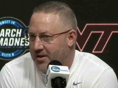 Virginia Tech's Buzz Williams Becomes Texas A&M's New Head Basketball Coach
