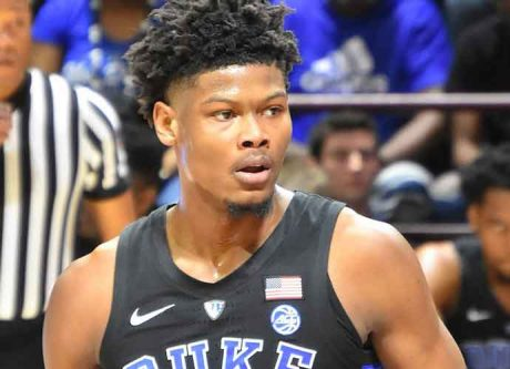Cam Reddish Declares For NBA Draft, Twitter Reacts
