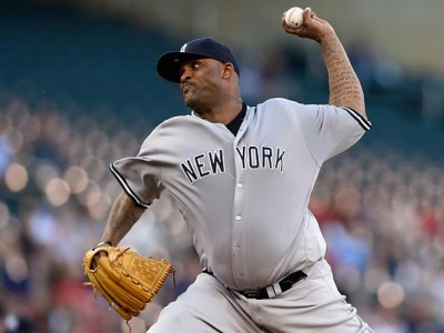 Astros Beat Yankees 8-3 As C.C. Sabathia Makes Final Pitch