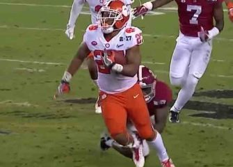 CJ Fuller, 2016 National Champion With Clemson, Dead At 22 Of Suspected Seizure
