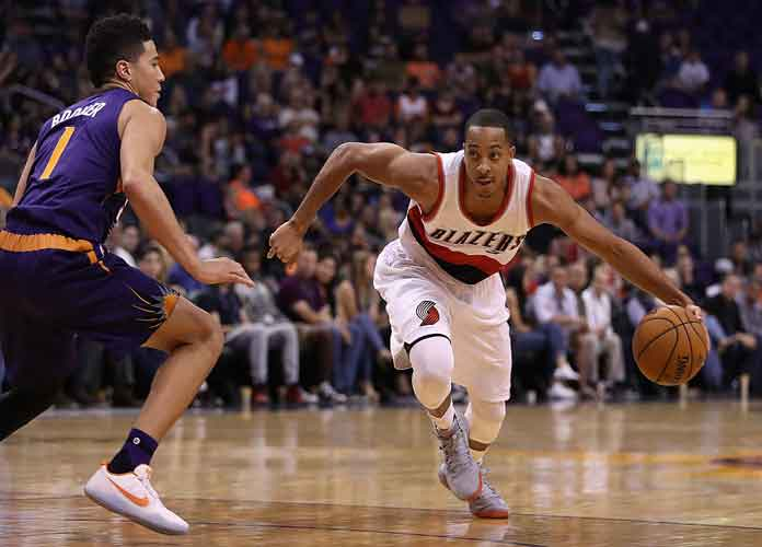 Trail Blazers Guard CJ McCollum Fractures Left Foot