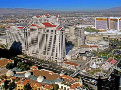 NFL Enters Partnership Deal with Caesars Entertainment, League's First Ever Casino Sponsor
