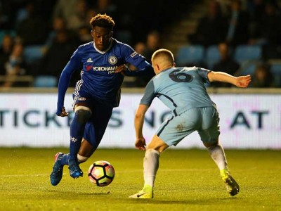 Chelsea Win Fourth Straight FA Youth Cup With 5-1 Rout Of Manchester City