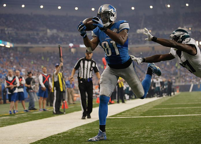 Calvin Johnson Talks Dispute With Lions Over $1.6 Million In Lost Pay