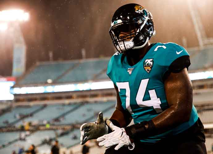 WATCH: Jaguars' Tackle Cam Robinson Gets Questionable Ejection During TNF Game