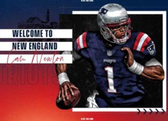 Cam Newton To Wear #1 For The New England Patriots