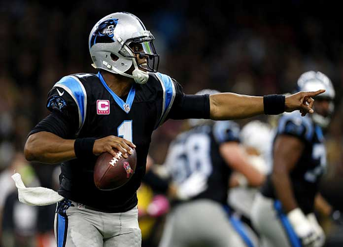 Cam Newton Rips NFL Refs After Panthers' 30-20 Win Vs Cardinals: 'I Don't Even Feel Safe'
