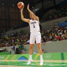 OPINION: Canadian Women's Basketball Team Could Medal In Rio
