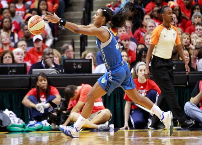 WNBA Players Dispute Candice Wiggins' Claims She Was Bullied For Being Straight