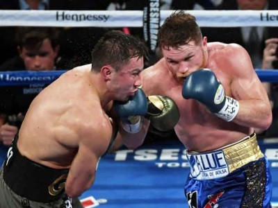 "Canelo Alvarez Wins The ""Story"" Of Rematch with Gennady Golovkin, Takes Middleweight Belt"