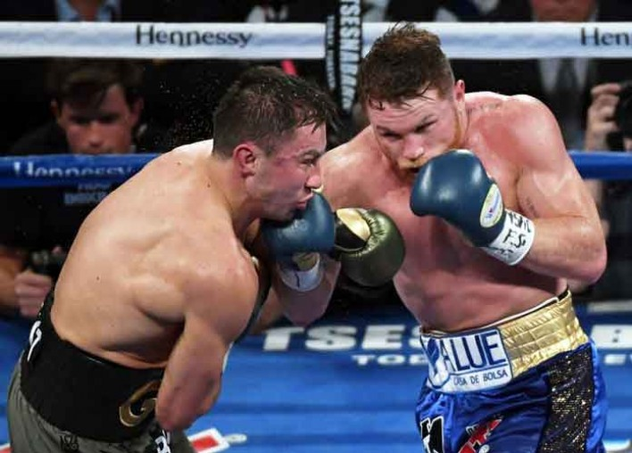 """Canelo Alvarez Wins The """"Story"""" Of Rematch with Gennady Golovkin, Takes Middleweight Belt"""