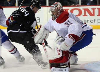 Montreal Canadiens' Carey Price Out For 6 Weeks, Michael Condon To Replace Him