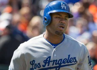 Former MLB All-Star Carl Crawford Arrested On Assault Charge