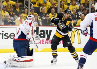 Penguins Eliminate Capitals With 4-3 OT Victory To Win Series 4-2