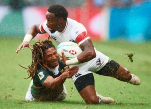 VIDEO: US Olympic Rugby Stars On The Transition From College Athletics