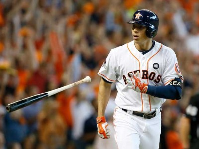 Astros Take Game Two Of ALCS Thanks To Correa's Extra-Inning Heroics