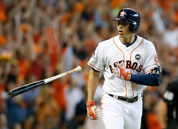 Astros Pick Up 11th Straight Victory With 7-3 Drubbing Of Kansas City