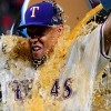 Carlos Gomez Hits Three-Run Homer, Rangers Rally For 8-5 Home Win Over Brewers
