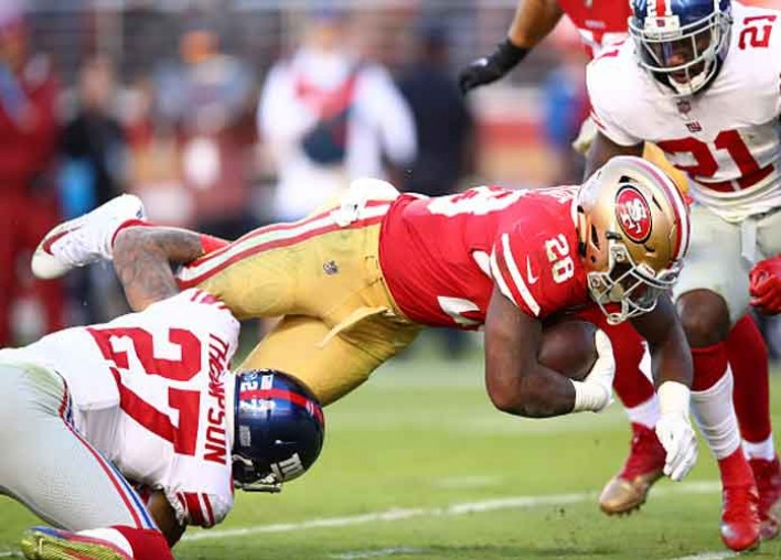 San Francisco 49ers Beat Giants 31-21 For First Win Of Season [VIDEO]