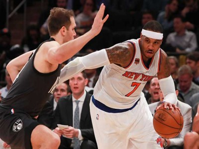 Carmelo Anthony Responds To Phil Jackson Calling LeBron James's Business Partners A 'Posse'