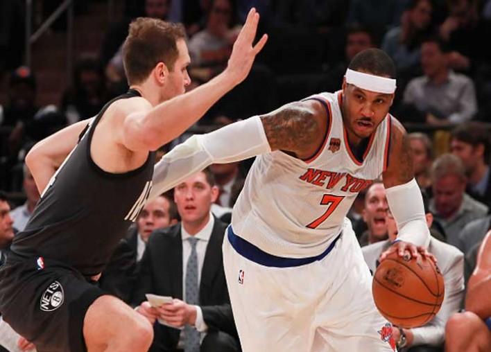 NBA Preseason Tickets: Knicks Vs. Nets (Oct. 8), Barclays Center [Ticket Info]