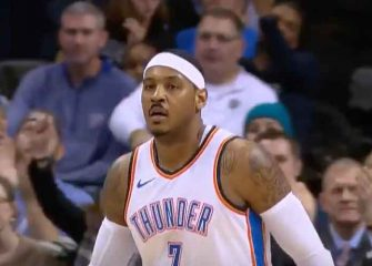 NBA Fans React On Twitter To Thunder Trading Carmelo Anthony To Hawks; Forward May Then Join Rockets