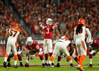 Carson Palmer's Cardinals Edge The Slumping Bengals 34-31
