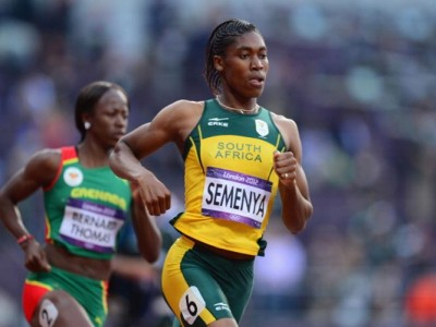 South African Olympian Caster Semenya To Legally Challenge Track & Field Testosterone Levels Rule