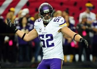 Vikings LB Chad Greenway Announces Retirement After 11 Seasons